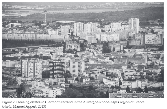 The Epitome Of The Architectural Modern Ization Of European Cities In The  Post War Period, High Rise Urbanism Was Initially Char Acterized By The ...
