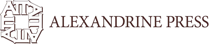 small Alexandrine Press logo